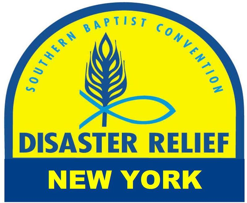 Southern Baptist Convention Disaster Relief Logo