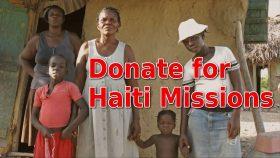Donate Haiti Trip