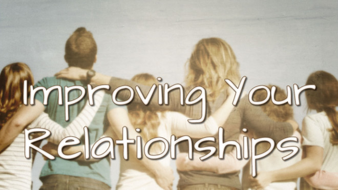 how to improve your relationship with jesus