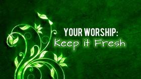 Your Worship Keep it Fresh