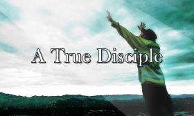01 A True Disciple